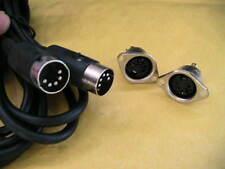Verbindungskabel 6 pol mit Steckern + 2 Buchsen Set   MAS60       9890A