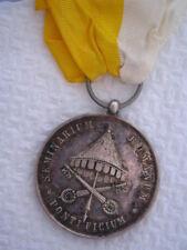 Medaglia in argento al merito del seminario romano pontificio