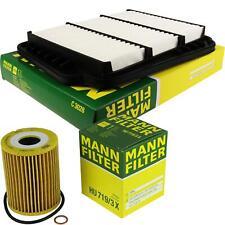 MANN-Filter Set Ölfilter Luftfilter Inspektionspaket MOL-9308552