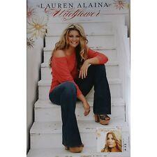 Lauren Alaina Wildflower Cd Released Poster 11x17