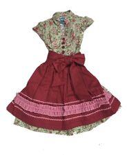 fille Dirndl Vêtement traditionnel
