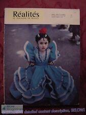 REALITES FRENCH November 1955 Nov 55 SPAIN GRANADA CANADA PARIS BOURSE +++