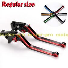 Edging colored Brake Clutch Levers For Honda PCX125/150/CBF125/CBR125R/CBR150R