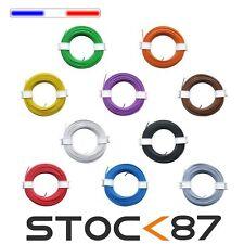 F014# 10 à 100m Liy fil câblage souple Ø1,1mm 0,14mm² plusieurs couleurs