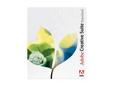 Adobe Creative Suite Standard - englisch für Mac - in OVP