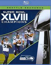 NEW - Super Bowl XLVIII Champions: Seattle Seahawks [Blu-ray]