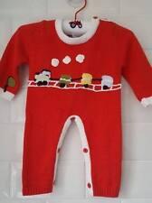 Powell Craft Baby Boy Retro Romper