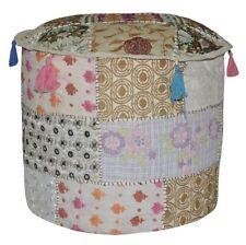 Indian Square Cushion Cover Decorative Vintage Boho Throw Pillow Cushion Case