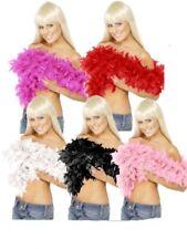 Accessorio Carnevale Boa Piume Charleston party Burlesque PS 10268