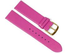 Graf patentadas Berlín LW relojes pulsera cuero banda Pink 23260g