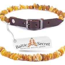 Un colletto Secret Ambra Baltica per piccoli cani e gatti/naturale pulci e zecche