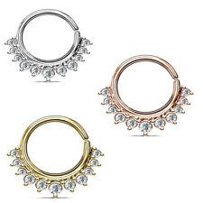 31e65016cfa35 Blue Palm Jewelry Gold Nose Piercing Jewelry for sale | eBay