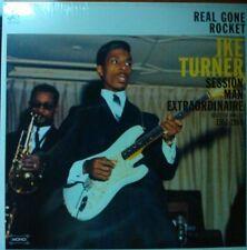 IKE TURNER - REAL GONE ROCKET - SESSION MAN EXTR. - SUPERB R&B ROCK & ROLL - LP