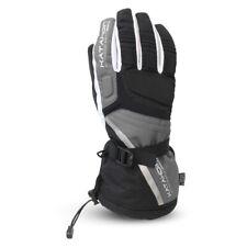Katahdin Cyclone Snowmobile Gloves Gray