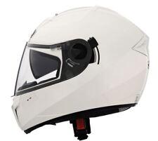 Nouveau Caberg Ego moto perle blanc casque