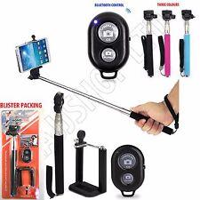 2X 5X 10X telescópica Selfie Palo Monopod Bluetooth Obturador Remoto Soporte Móvil