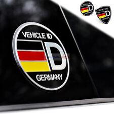 Wolfsburg Viehcle ID Germany Metal Badge Emblem Sticker FIT FOR VW MK7 MK6 MK5