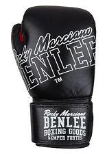 BenLee Leder Boxhandschuhe Rockland für Boxen und KIckboxen