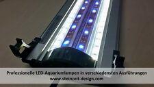 Aquarium LED Beleuchtung SD-LDB4 2xweiß|2xblau Aquarien Lampe alle Größen -200cm