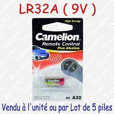 Pile Spécifique Alcaline : LR32A 32A 29A GP29A GP29 9V 9 volts ( par 1 ou x 5 )