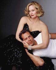 Cybill Berger/Bruce Willis Cumul d'emplois 20.3cmx25.4cm 25.4cmx20.3cm Photo