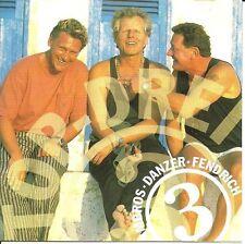 CD / TOP-DREI / AUSTRIA / AMBROS-DANZER-FENDRICH / ERSTAUFLAGE VERBOTENEM COVER