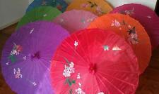 Bamboo rib flower pattern Japanese / Chinese Parasol umbrella