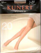 Kunert - MYSTIQUE 20 - Strumpfhose Gr. I - V cashmere, schwarz, teint