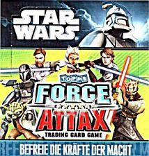 Star Wars Force Attax Serie 2 - Starkarten - Nr. 193 - 212  top