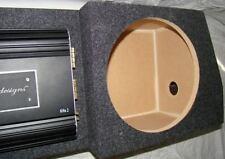 2010-2011 CAMARO Subwoofer Box Sub Box W/AMP MOUNT AREA