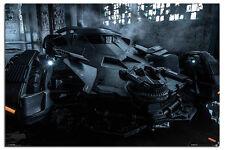 Batman V Superman Batmobile Poster New - Maxi Size 36 x 24 Inch
