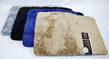 Home Circle Memory Foam Bath Mat Rug 17 X 24 Inch, Non-slip Backing, Super Soft
