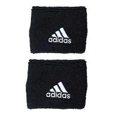 adidas- Schweißband schwarz/weiß. Jogging. Fußball. Fahrrad. Fitness.