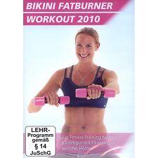 Bikini Fatburner Workout 2010 mit Fitness-Coach Jennifer Hößler DVD NEU OVP