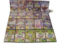 Sims 3 PC, nur 1 Spiel auswählen - Addon / Erweiterungen / Accessoires