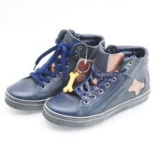 "Stones and Bones ""Pontus"" Kinderschuhe Stiefel Boots Schuhe Leder NEU & OVP blau"