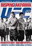 Ufc 120 by Michael Bisping, Yoshihiro Akiyama, Dan Hardy, Carlos Condit, John H