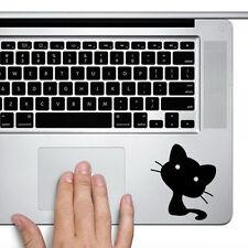 Cute Cat Animal Vinyl for Macbook Trackpad laptop Car Window SUV Decal Sticker