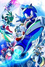 RGC Huge Poster - Sonic Riders Poster Nintendo GameCube - SON023