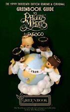 RARE Precious Moments by Enesco RARE 1999 Greenbook Guide