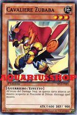 Yu-Gi-Oh! Cavaliere Zubaba SP13-IT001 Knight Fortissima Carta di Yuma in Zexal
