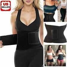 HOT Best Waist Trainer Women Sauna Sweat Thermmal Yoga Slim Sport Shaper Belt US