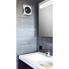 "Blauberg Calm 4"" 100 mm Low Noise Quiet Bathroom Extractor Fan Timer Humidity"