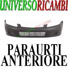 PARAURTI ANTERIORE NERO HONDA CIVIC 3/4 PORTE 99-01