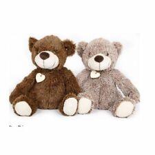 Cute Fabric Fluffy Teddy Bear Door Stop Doorstop Brown Children's Room Nursery