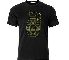 Gangstarr Old School Hip Hop T Shirt Black