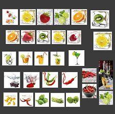Eurographics Deko-Bilder & -Drucke aus Glas mit Fotografie für die ...