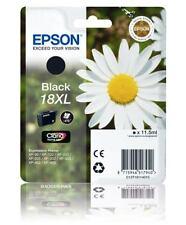 T1811 Epson 18XL Black Original Ink Cartridge Daisy Series C13T18114010