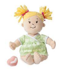 Manhattan Toy 152410stella morbido First Baby doll, Blonde