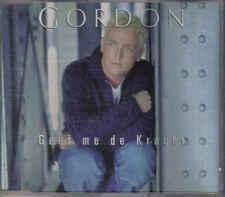 Gordon- geef me de Kracht cd maxi single